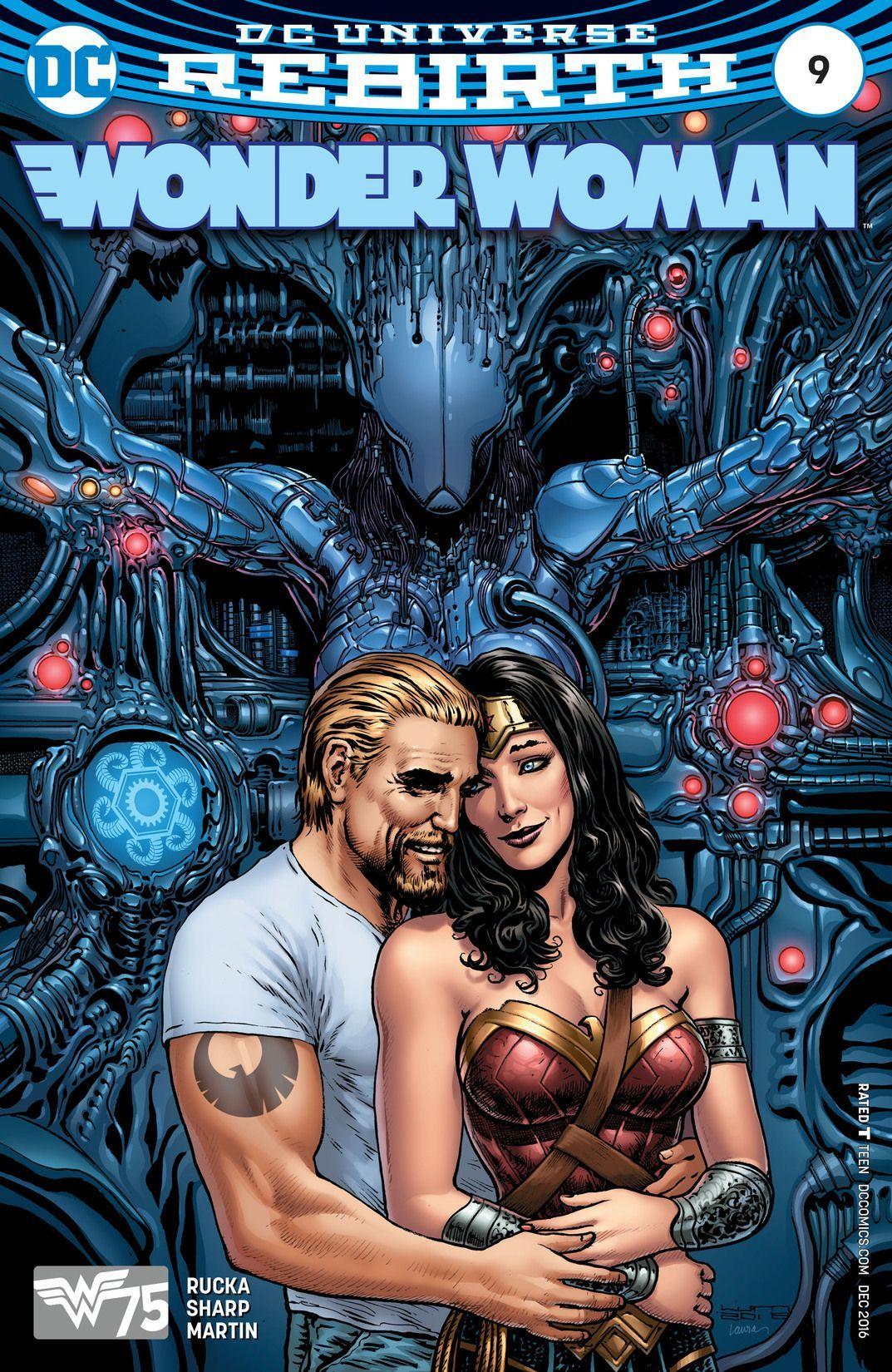 Wonder Woman смотреть онлайн