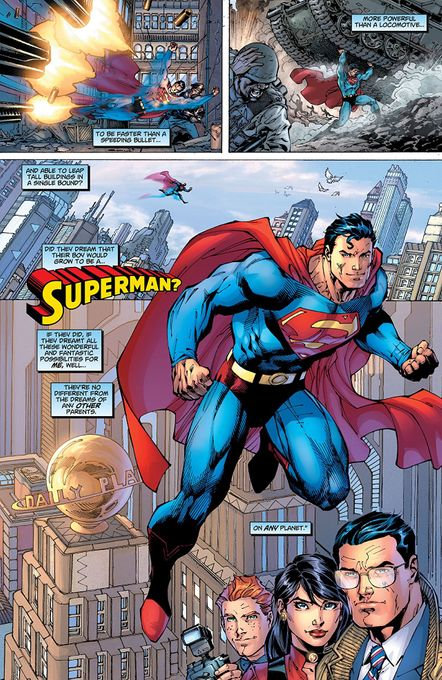 Superman: For Tomorrow. 15th Anniversary Deluxe Edition