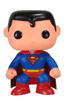 Фигурка Funko POP! Vinyl: DC: Superman