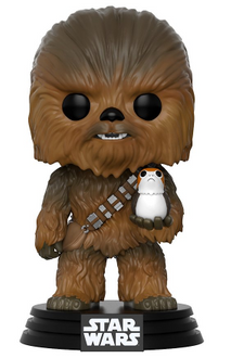 Фигурка Funko POP! Vinyl: Star Wars: Chewbacca