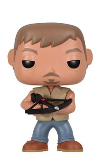 Фигурка Funko POP! Vinyl: The Walking Dead: Daryl