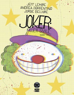 Joker: Killer Smile. Book Three