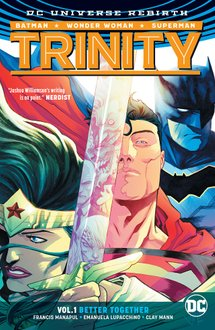 Trinity Vol. 1: Better Together