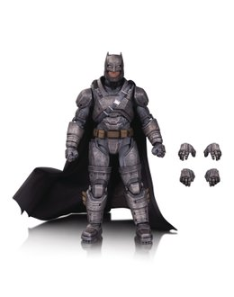 Фигурка DC Collectibles Films Premium: Armored Batman