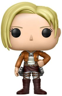 Фигурка Funko POP! Vinyl: Attack on Titan: Annie Leonhart