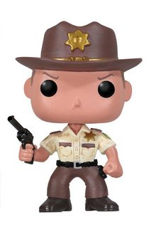 Фигурка Funko POP! Vinyl: The Walking Dead: Rick Grimes