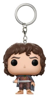 Брелок Pocket POP! Keychain: Movies: The Lord of the Rings: Frodo
