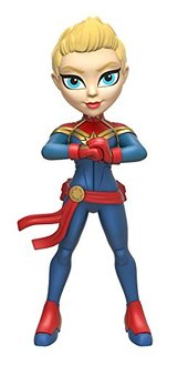 Фигурка Funko: Rock Candy: Marvel: Captain Marvel