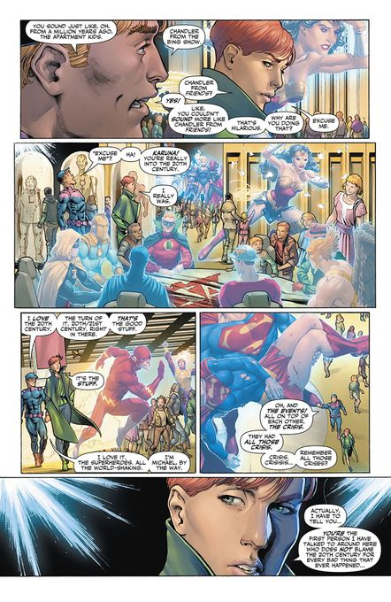Legion of Super Heroes Millennium #2