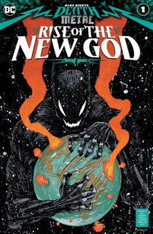 Dark Nights: Death Metal Rise of The New God #1 (One Shot)