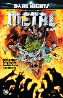 Dark Nights: Metal. Deluxe Edition