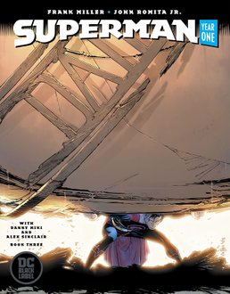 Superman: Year One #3 (Romita Cover)