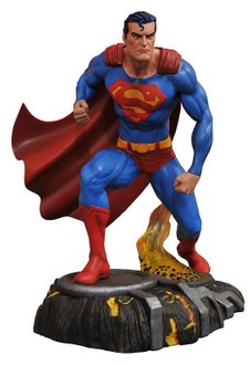 Фигурка DC Gallery: Superman Comic PVC Statue