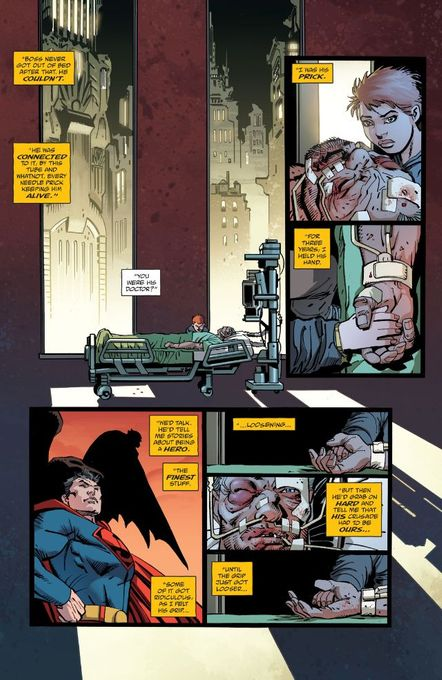 Dark Knight III: The Master Race #2