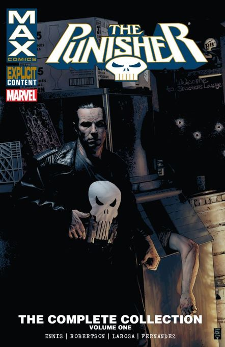 The Punisher MAX: The Complete Collection Vol. 1