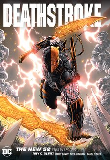 Deathstroke. The New 52 Omnibus