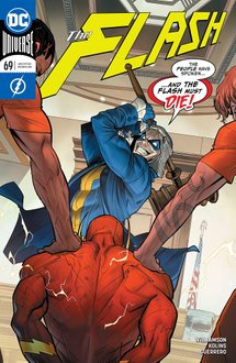The Flash #69