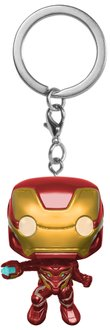 Брелок Pocket POP! Keychain: Marvel: Avengers Infinity War: Iron Man