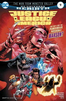 Justice League of America #9