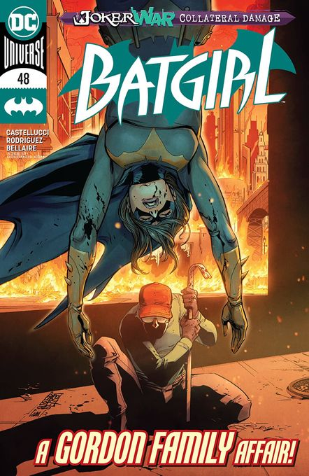 Batgirl #48 (The Joker War)