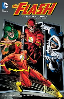 The Flash by Geoff Johns. Book One