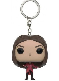 Брелок Pocket POP! Keychain: Marvel: Captain America CW: Scarlet Witch