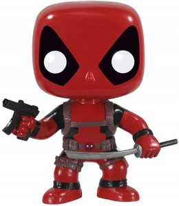 Фигурка Funko POP! Vinyl: Deadpool. Дэдпул
