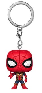 Брелок Pocket POP! Keychain: Marvel:  Avengers Infinity War: Железный паук