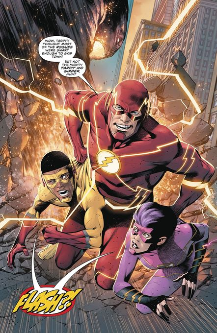 The Flash #76