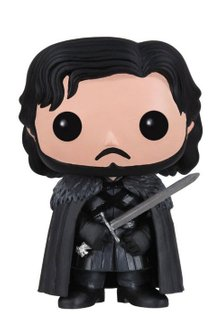 Фигурка Funko POP! Vinyl: Game of Thrones: Castle Black Jon Snow
