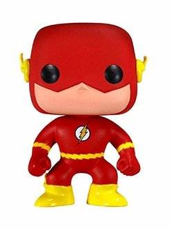 Фігурка Funko POP! Vinyl: The Flash. Класичний Флеш