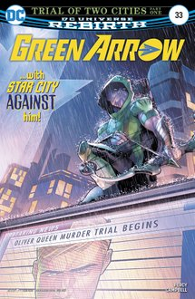 Green Arrow #33