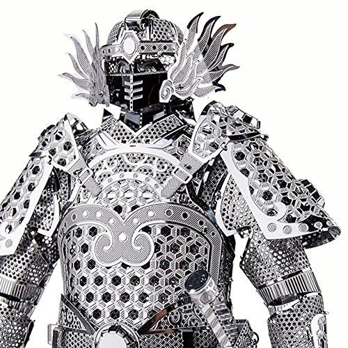 3D пазл «Воин» — Warrior's Armor