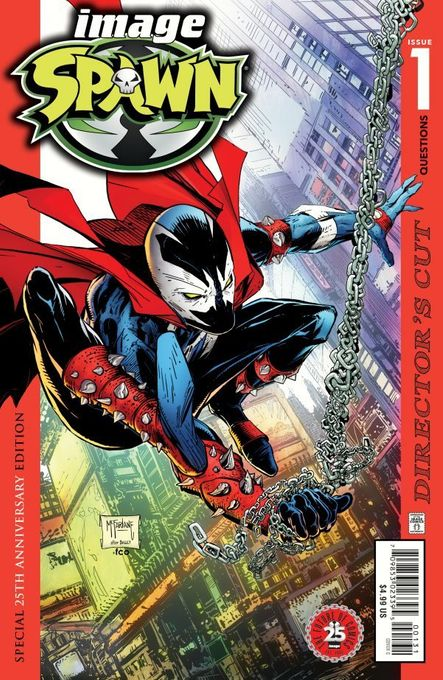 Spawn: 25Th Anniversary Director