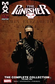 The Punisher MAX: The Complete Collection Vol. 2