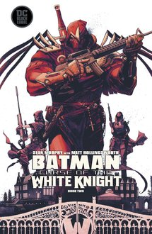 Batman: Curse of the White Knight #2