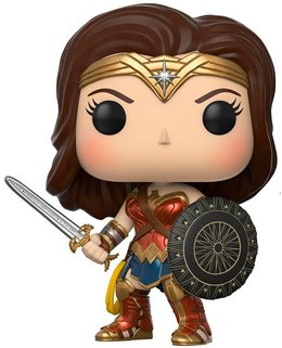Фигурка Funko POP! Vinyl: Wonder Woman. Чудо-Женщина