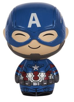 Фигурка Marvel: Captain America Dorbz Vinyl Figure