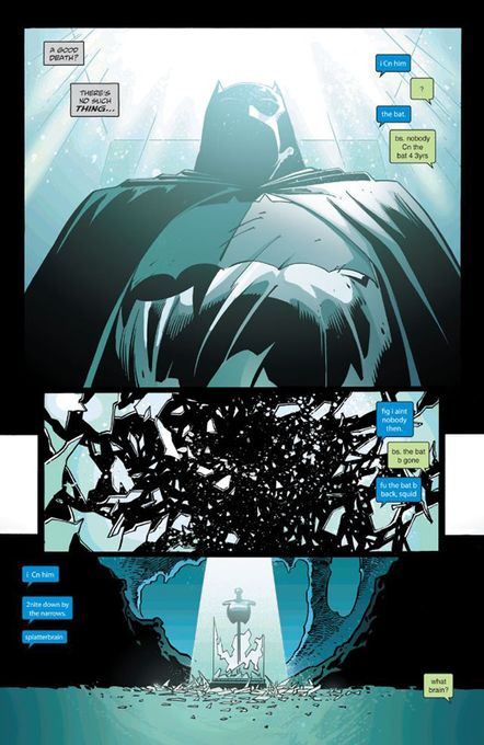 Dark Knight III: The Master Race #1. Collectors Edition