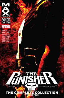 The Punisher MAX: The Complete Collection Vol. 4