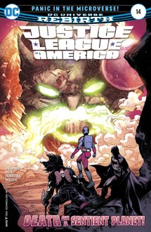 Justice League of America #14